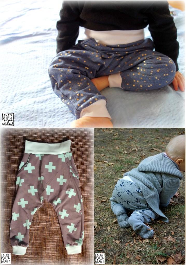 Baby- und Kinderhose