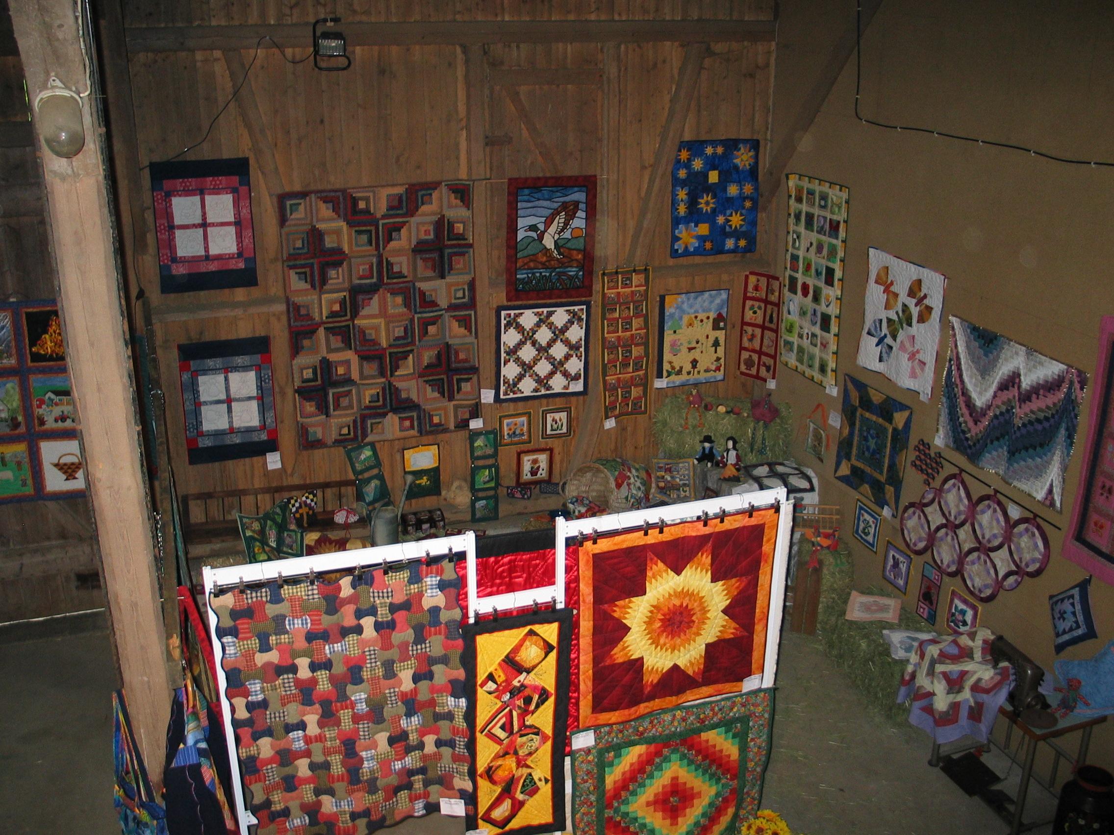 Patchworkausstellung 10 bis12 Juni 2005_1036